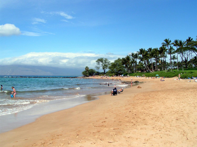 Ulua Beach on Exotic Car Rentals Hawaii