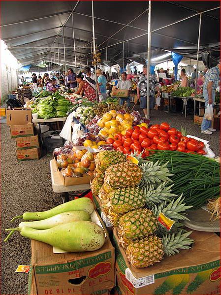 Oahu Food Markets