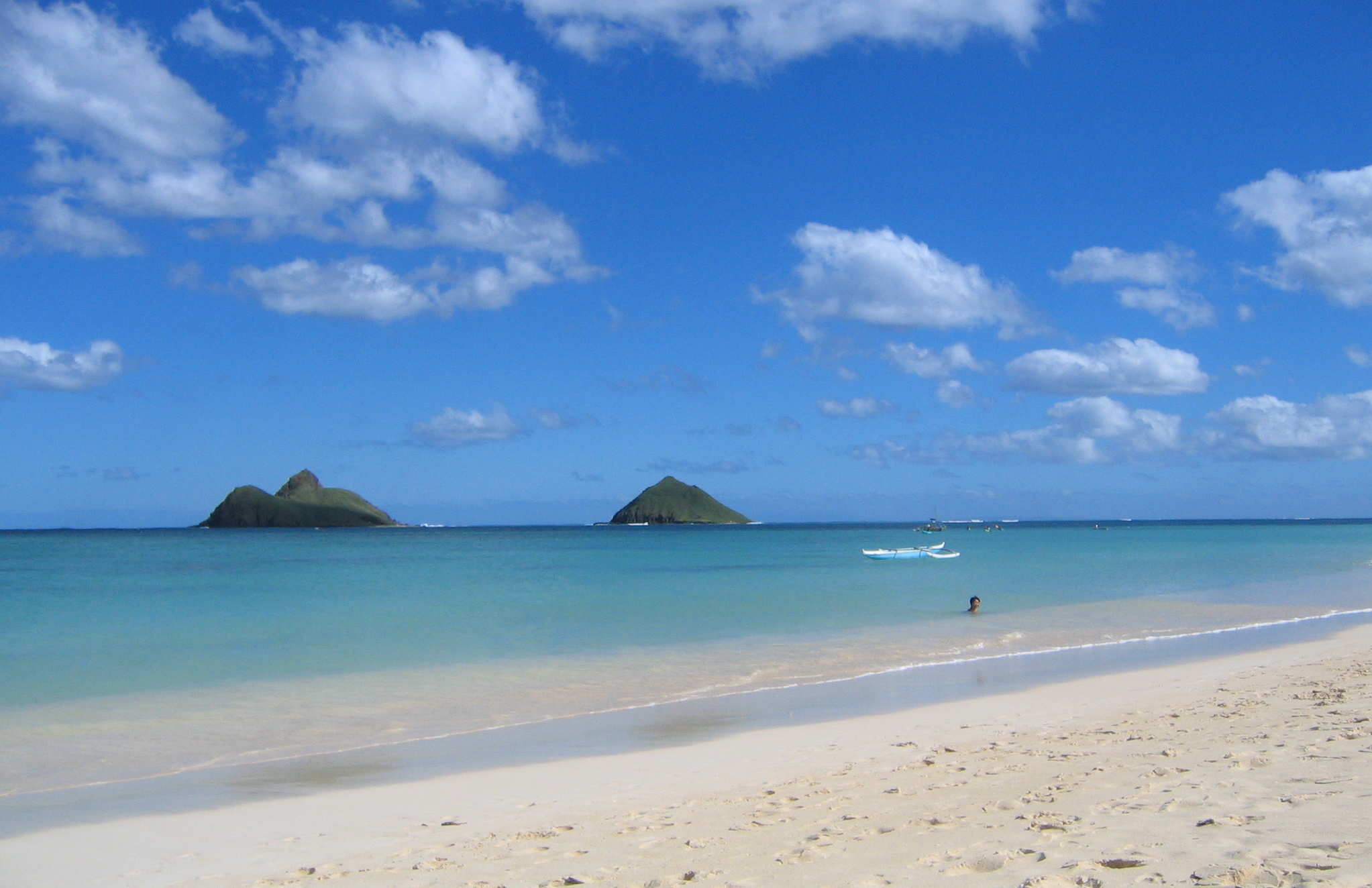 Lanikai Beach Park Hawaii Hideaways Travel Blog