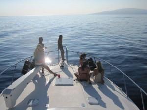 Jayhawk Boat Charter  - Hawaii vacation activity