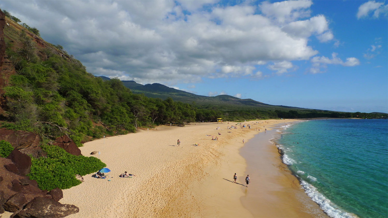 Makena Beach Hawaii Hideaways Travel Blog