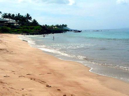 Palauea White Rock Beach