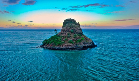 Hawaii S Chinaman S Hat Hawaii Hideaways Travel Blog