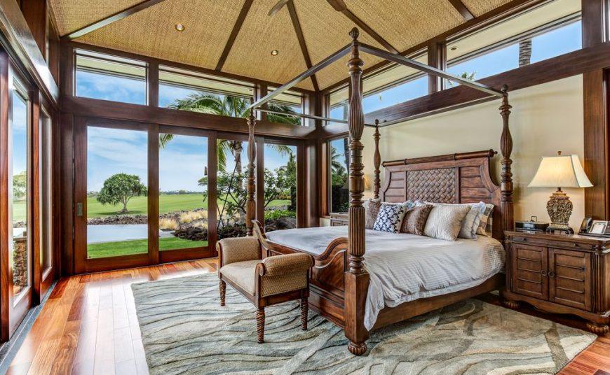 Hualalai 72-121 - Bedroom - Hawaii Vacation Home