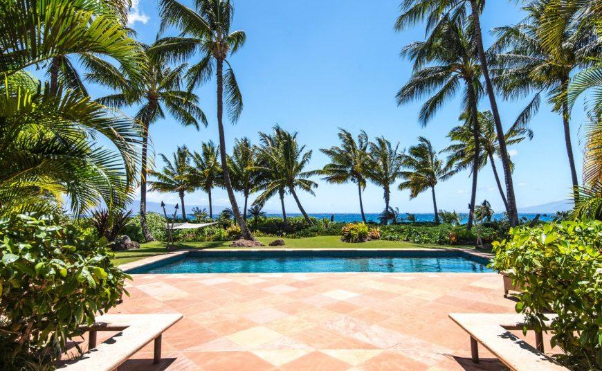 Golden Glow - Perfect Backyard pool - Maui Vacation Home