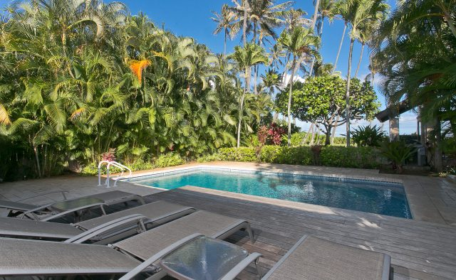 Majestic Kahala Luxury Home Rental - Pool - Hawaii Hideaways