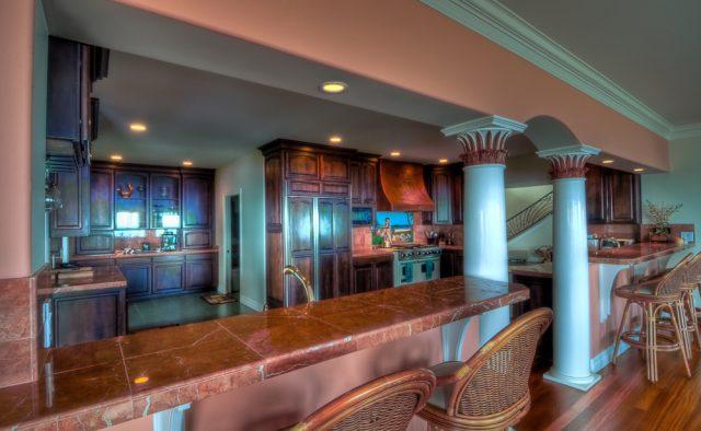 Kauai Serenity - Kitchen Counter - Kauai Vacation Home