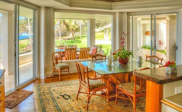 Tranquil Landing - Dinning Room - Luxury Vacation Homes