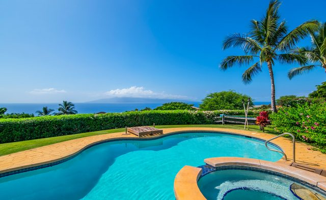 Misty Rose - Pool - Maui Vacation Home