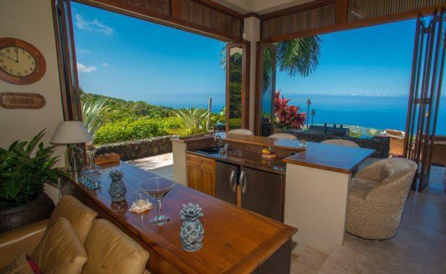 Stepping Stones - Kitchen - Hawaiian Luxury Vacation Home