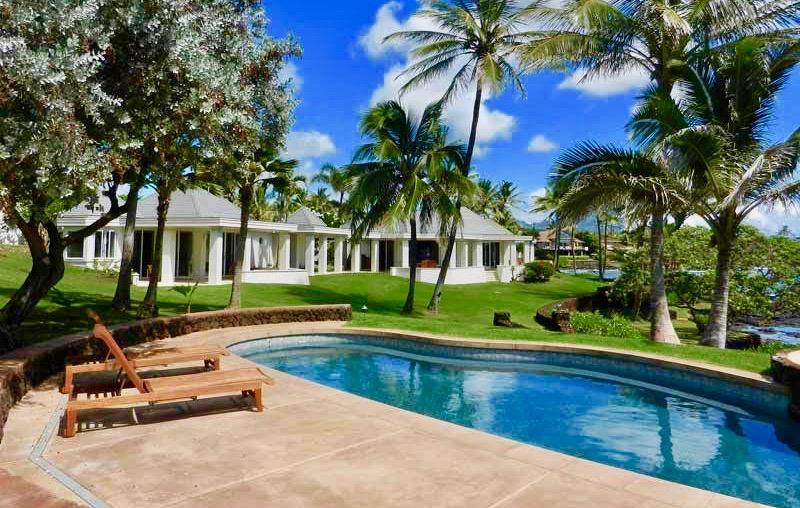 Tranquil Landing - Pool - Luxury Vacation Homes