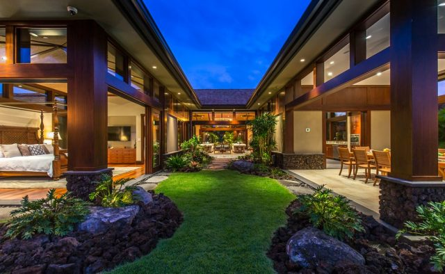 Hualalai 72-121 - Beautiful landscape architecture - Hawaii Vacation Home