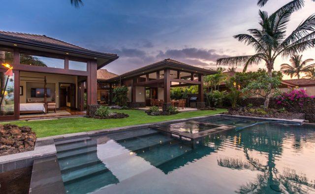 Hualalai 72-121 - Pool - Hawaii Vacation Home