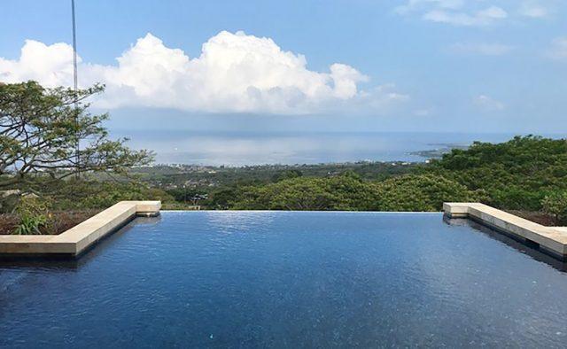 Coral Seas - Pool at daytime- Hawaii Vacation Home