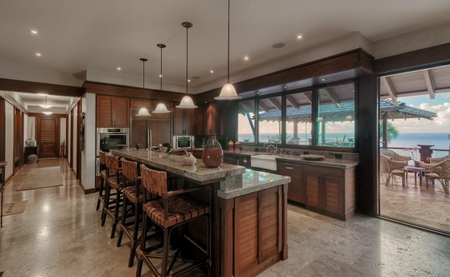 Millennial Sunrise - Kitchen Counter - Kauai Vacation Home