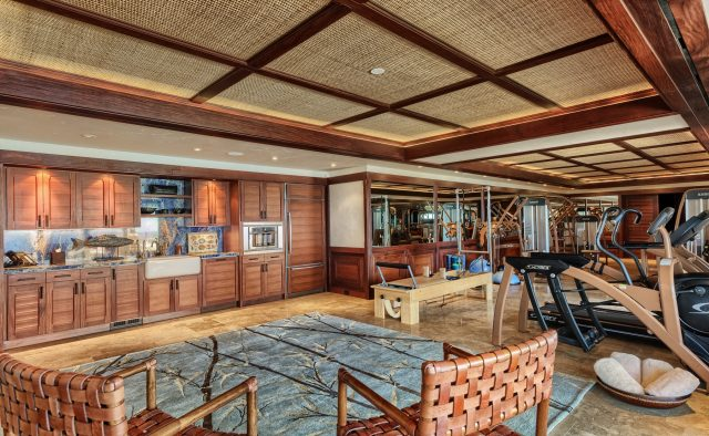 Millennial Sunrise - Fitness Room - Kauai Vacation Home