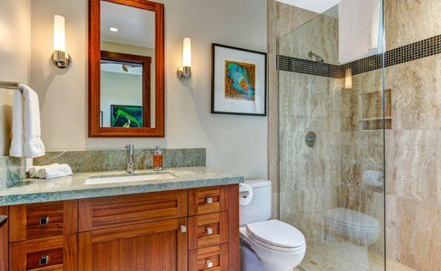 Hualalai 72-121 - Bathroom 3 - Hawaii Vacation Home