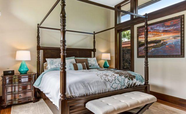 Hualalai 72-121 - Bedroom 4 - Hawaii Vacation Home