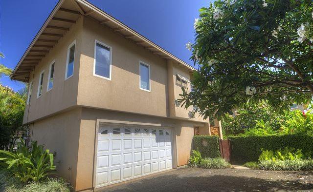 Breakwater - Garage - Poipu Kauai Vacation Home