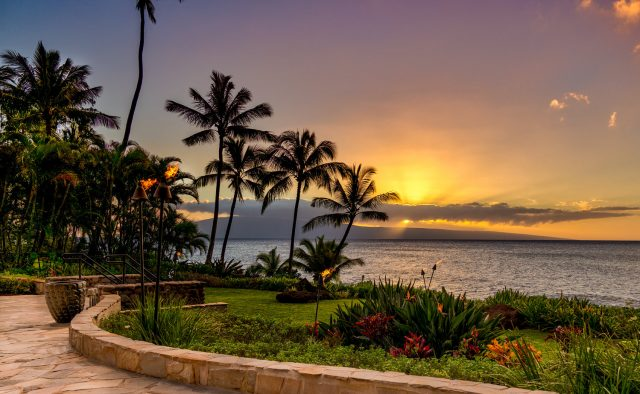 Pristine Manor Luxury Home Rental - View - Hawaii Hideaways