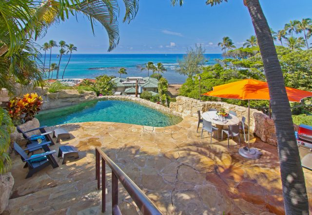 Wailele Villa Luxury Home Rental - Pool - Hawaii Hideaways