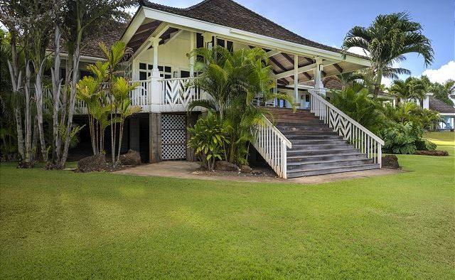 Mango Crush - Steps - Kauai Vacation Home