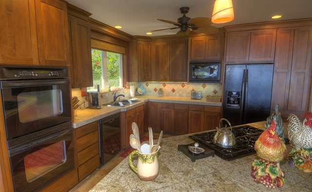 Breakwater - Kitchen - Poipu Kauai Vacation Home