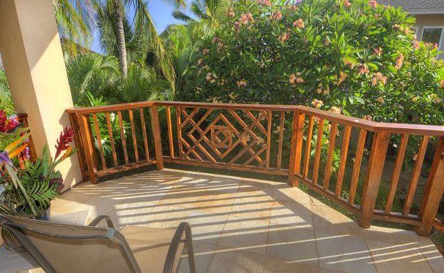 Breakwater - Patio - Poipu Kauai Vacation Home