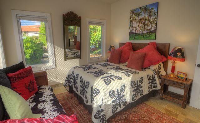 Breakwater - Bedroom - Poipu Kauai Vacation Home