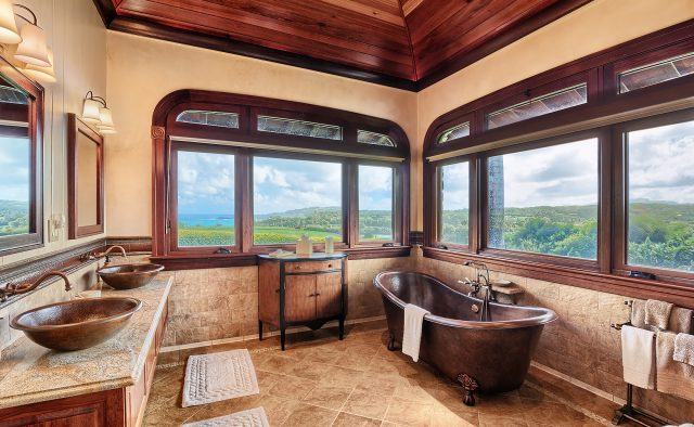 Enchanting Meadow - Bathroom - Hawaii Vacation Home