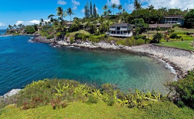 Bamboo Vista - Bay where home sits - Maui Vacation Home