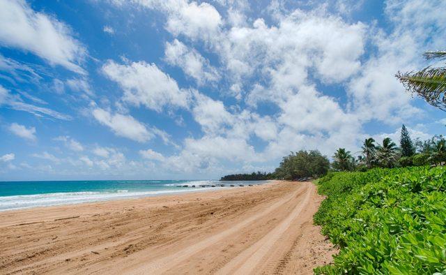 Beachscape - Beautiful Beach - Kauai Vacation Home