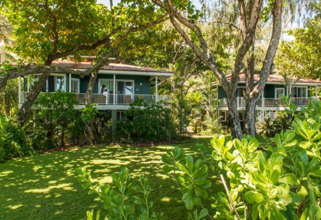 Cabana Green - Tropical Homes - Hanalei, Hawaii Vacation Homes