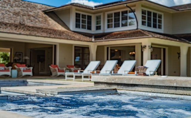 Coral Reef - hot Tub - Oahu Vacation Home