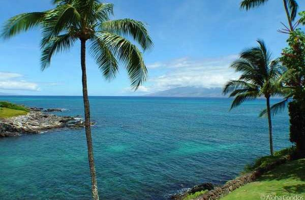 Dynamic Falls - Beach View - Hawaii Vacation Home