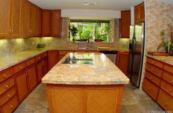 Dynamic Falls - Kitchen - Hawaii Vacation Home