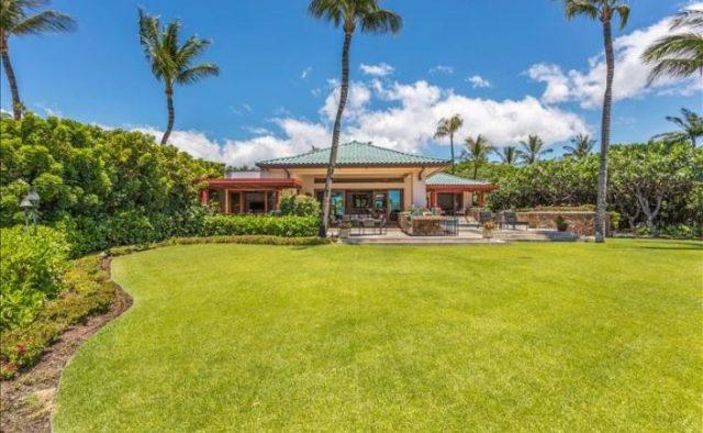 Decadent Bliss - Backyard - Hawaii Vacation Home