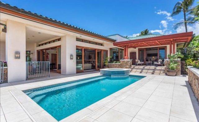 Decadent Bliss - Pool - Hawaii Vacation Home