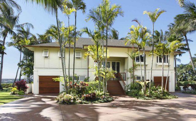 Starlit Getaway - Exterior - Hawaiian Luxury Vacation Home