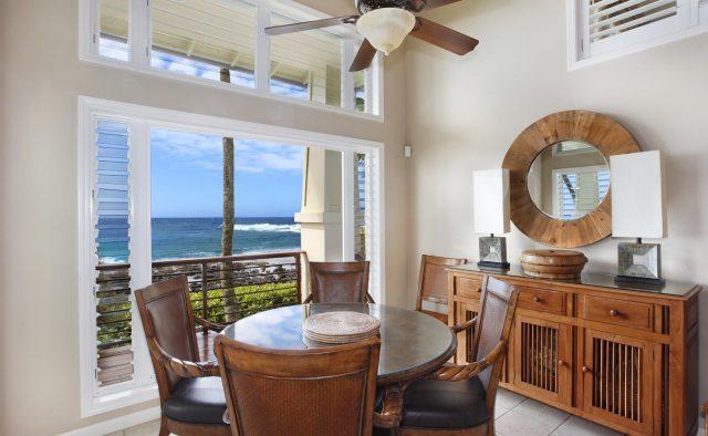 Starlit Getaway - Dinning Room - Hawaiian Luxury Vacation Home
