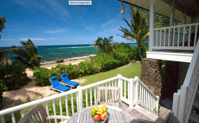 Beach Terrace - Backyard and patio - Hawaii Vacation Home