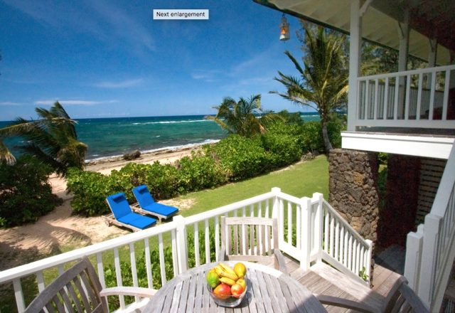 Beach Terrace - Backyard and patio - Hawaii Vacation Home