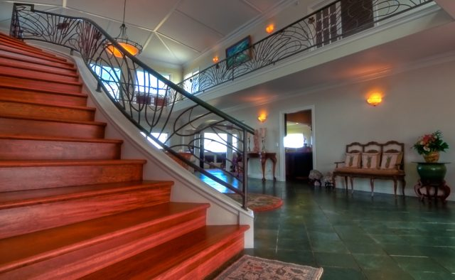 Kauai Serenity - Stairs - Kauai Vacation Home