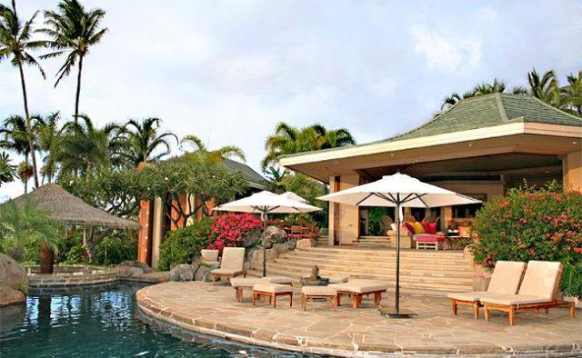 Vibrant Skies - Pool - Luxury Vacation Homes