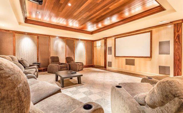 Heaven on Earth - Home theatre - Hawaii Vacation Home