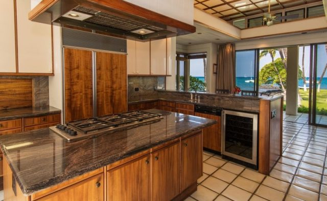 Honualai - Kitchen - Hawaii Vacation Home