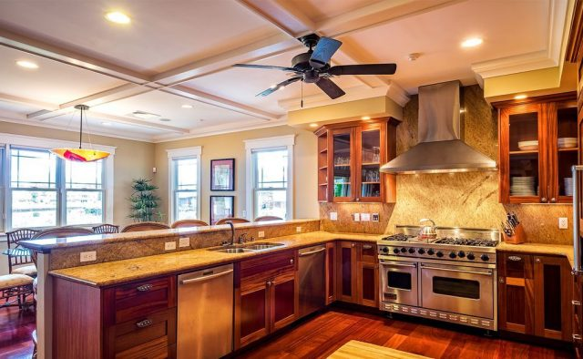 Island Flair - Kitchen 3 - Kauai Vacation Home