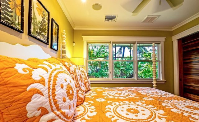 Island Flair - Bedroom 2 Bed - Kauai Vacation Home