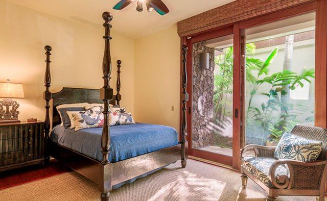 Clear Skies - Bedroom 3 - Hawaii Vacation Home
