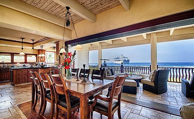 Kona Bay Estates Bliss - Dining area - Hawaii Vacation Home